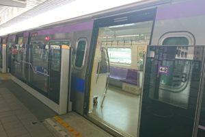 MRT空港線 普通車