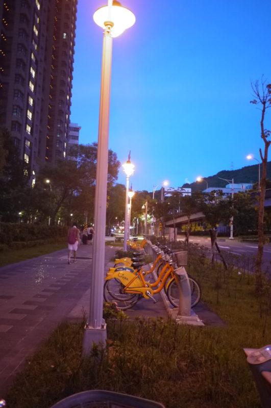 象山駅 Ubike