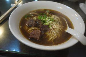 史記正宗牛肉麺 紅焼