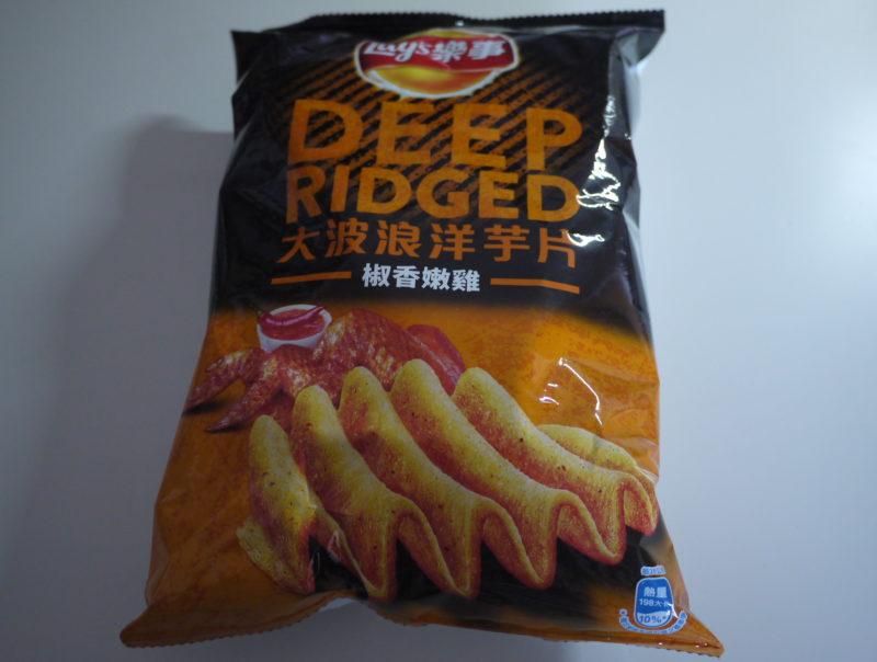 台湾ポテトチップス
