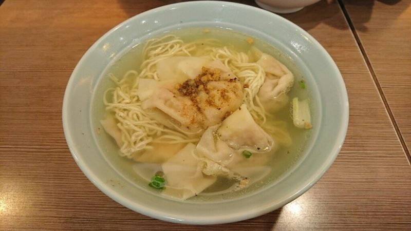 鮮蝦大饂飩麺