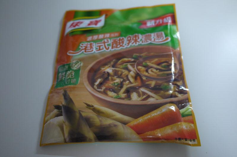 台湾インスタントスープ