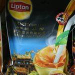 リプトンウーロンミルクティー